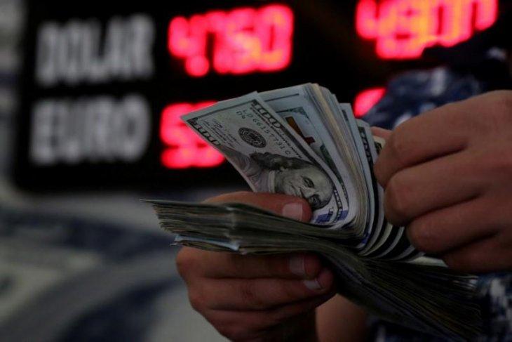 Dolar capai tertinggi 3,5 bulan terangkat kenaikan imbal hasil obligasi