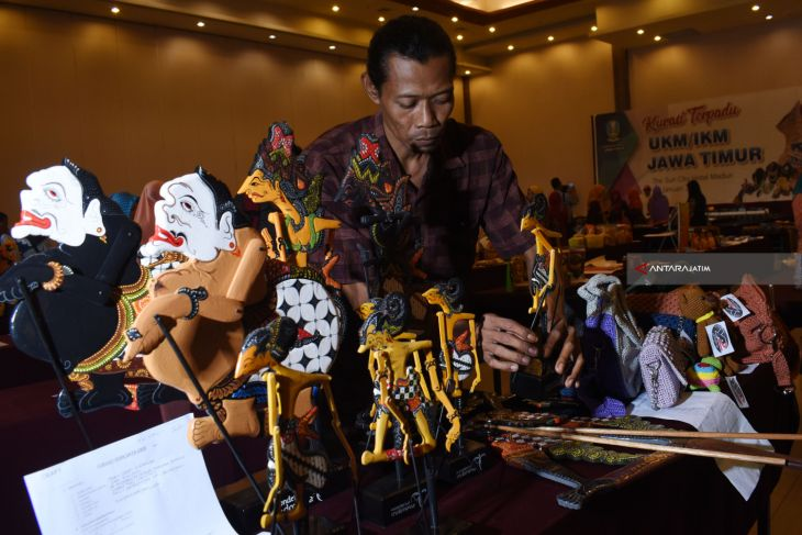 Kurasi Terpadu UKM-IKM Jawa Timur