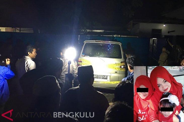 Polisi selidiki motif pembunuhan satu keluarga di Rejang Lebong