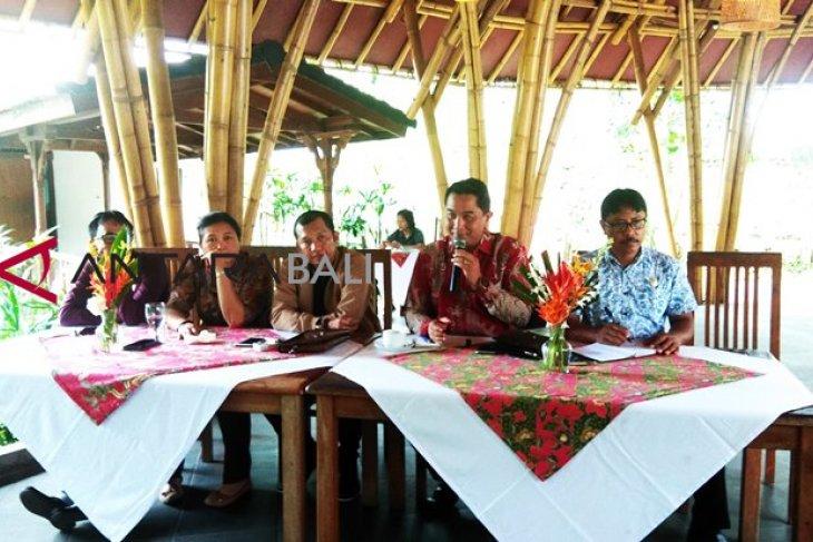 KPU Gianyar gandeng media dorong partisipasi pemilih Pemilu 2019
