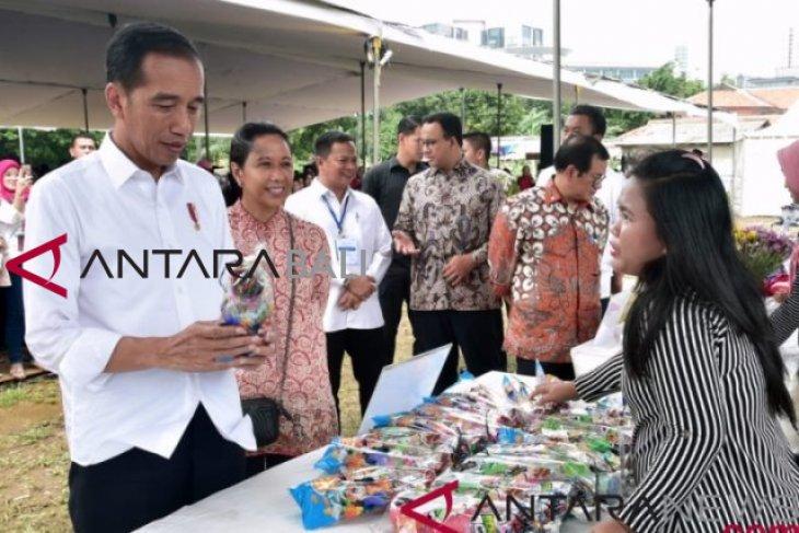 4 Juta orang lebih terima kredit usaha rakyat di era Jokowi