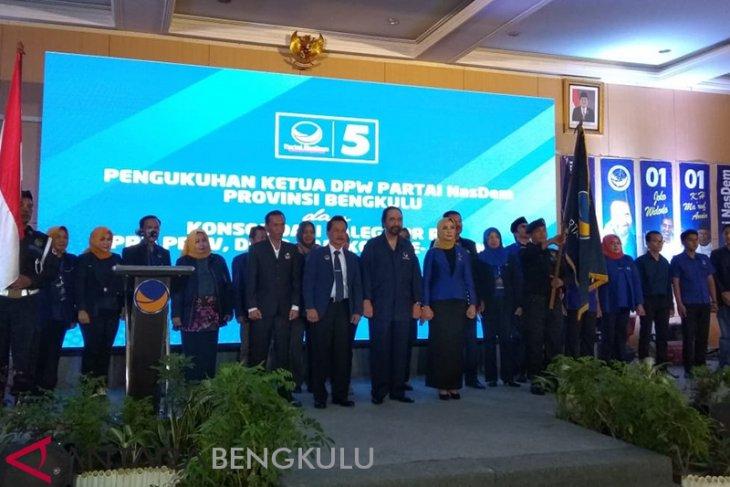 Ferry Ramli pimpin NasDem Bengkulu