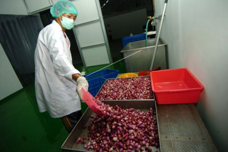 Ministry of Industry projects food industry to grow 9 percent