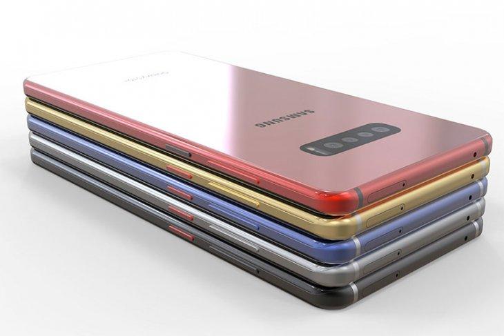 Samsung Galaxy S10 meluncur awal Maret