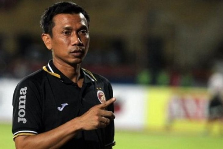 Widodo C Putro resmi jadi pelatih Persita