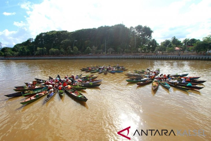Objek wisata Siring Sungai Martapura bakal dikelola profesional