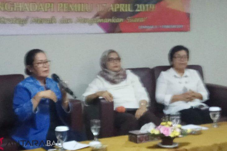 DPRD Bali harapkan kaum perempuan aktif berpolitik