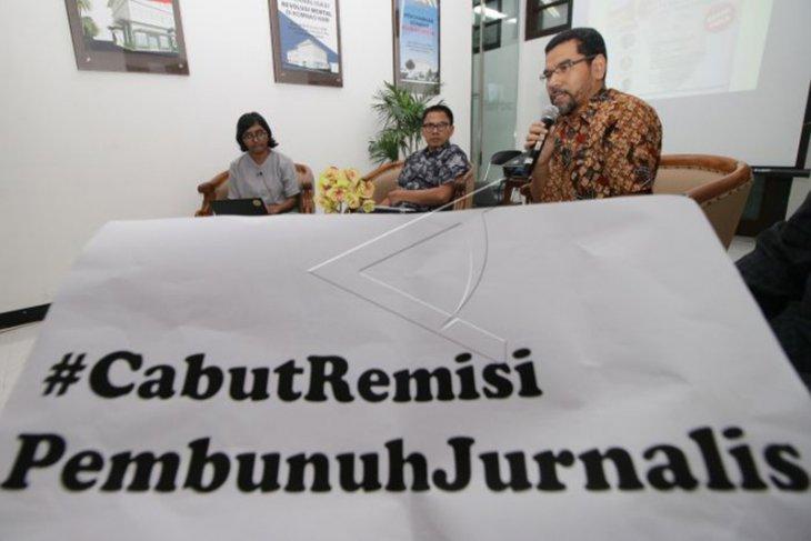 Remisi tergolong politik penegakan hukum
