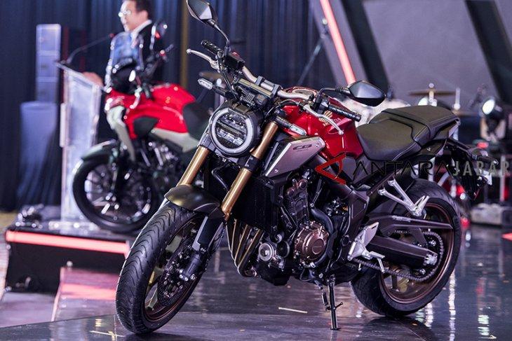 Peluncuran Honda CB650R