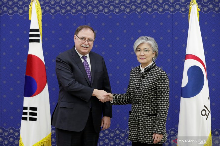 Top South Korean, US diplomats to hold meeting in Washington