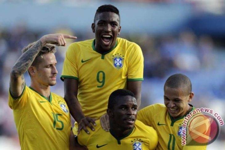 Tampil buruk, Brazil-Panama hanya 1-1