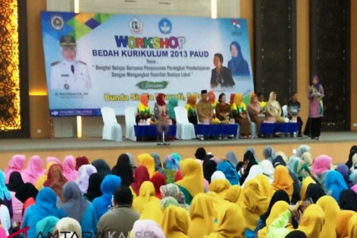 875 guru ikuti Workshop bedah kurikulum 2013