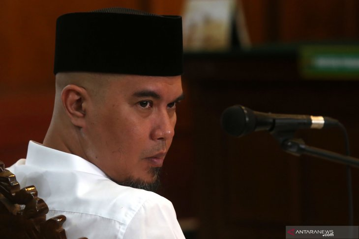 Judge rejects exception of musician Ahmad Dhani