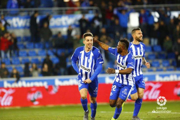 Liga Spanyol - Alaves petik kemenangan perdana setelah atasi Athletic  Bilbao 1-0