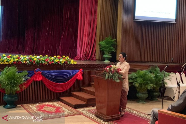 Minister Maharani lauds Indonesia-Cambodia Friendship Cultural Event