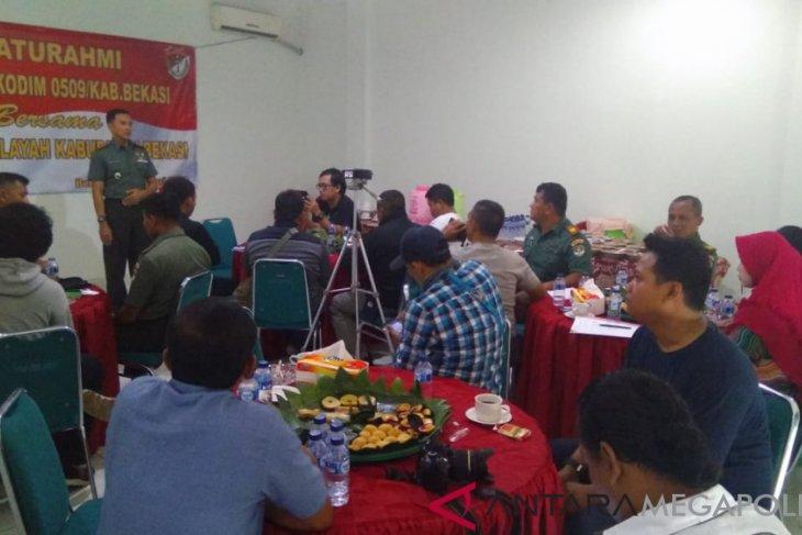 Dandim Bekasi pastikan TNI netral di Pilpres