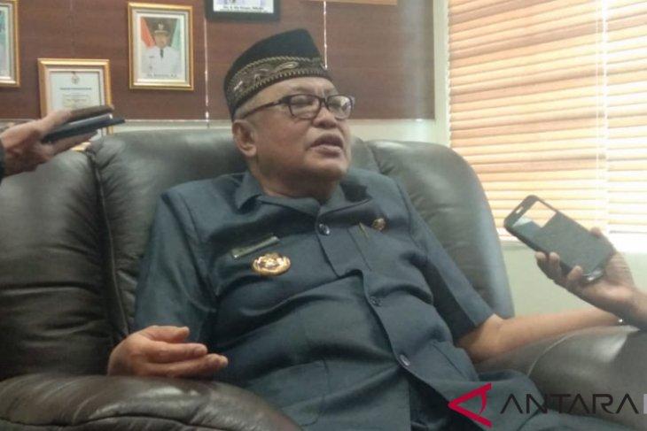 Rusman Ali pastikan rampungkan pembangunan kantor OPD