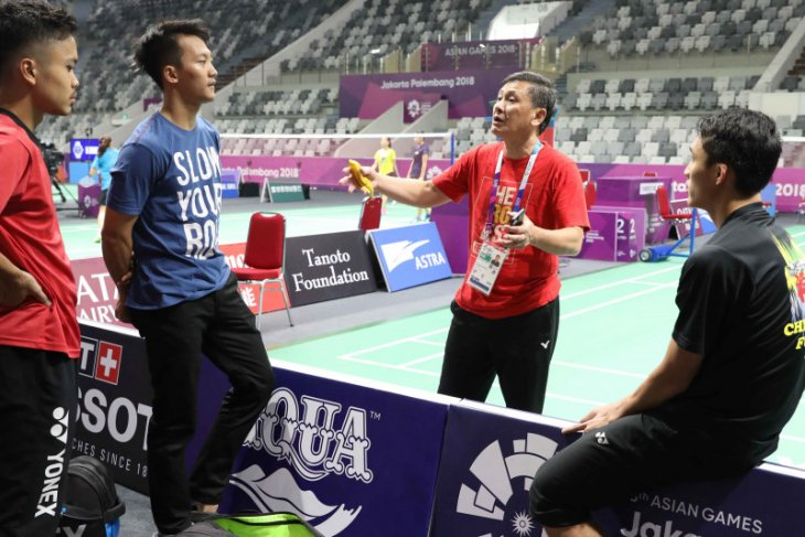 Tunggal putra Indonesia optimistis juara SEA Games 2019