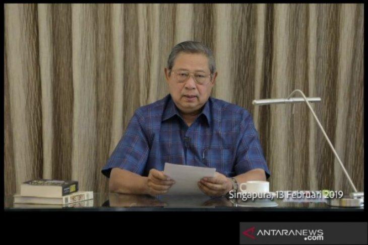 SBY: Ani Yudhoyono menderita kanker darah