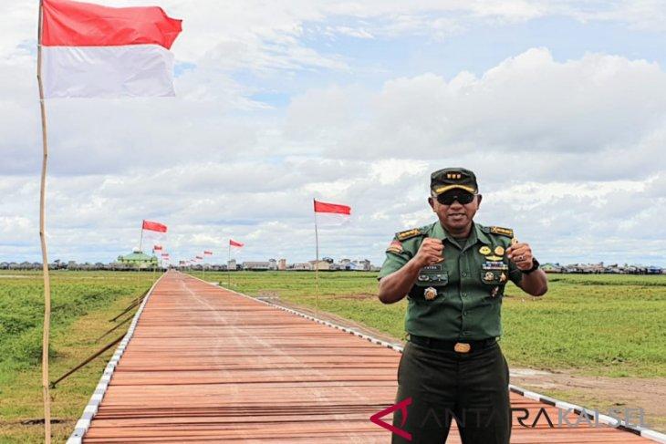 Bakti TNI terus bergerak membangun bersama rakyat