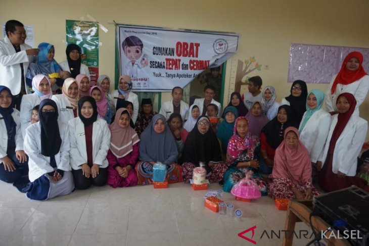 IAI Tanah Bumbu encourage people to use drugs wisely
