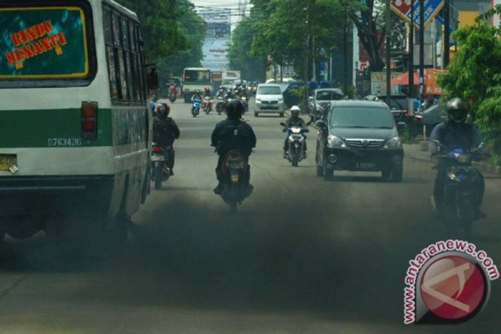 Jakarta health office makes efforts to tackle air pollution issue