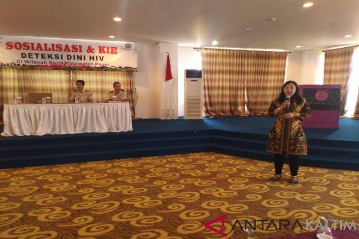 KKP Balikpapan Sosialisasi Bahaya Penyebaran AIDS di Paser