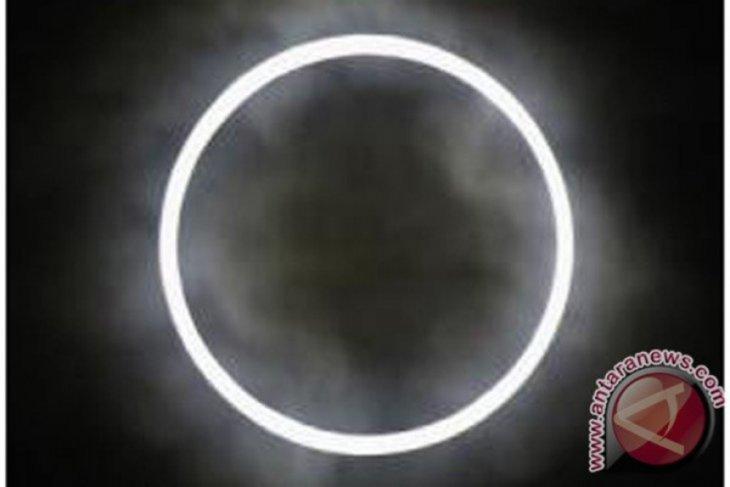 Akhir tahun, Singkawang akan dilintasi gerhana matahari cincin