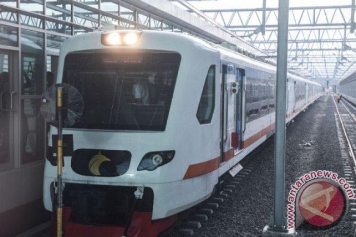 KA Bandara layani penumpang dari Stasiun Manggarai Maret