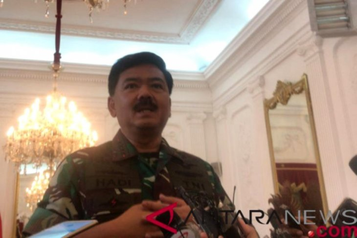 Panglima TNI pimpin PB FORKI