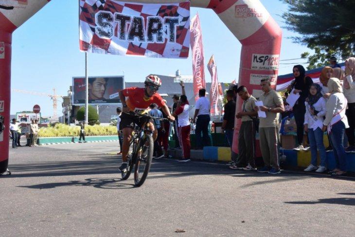Atlet nasional meriahkan lomba triathlon Ternate