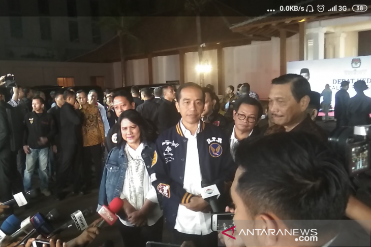 Import to maintain food stock availability: Jokowi