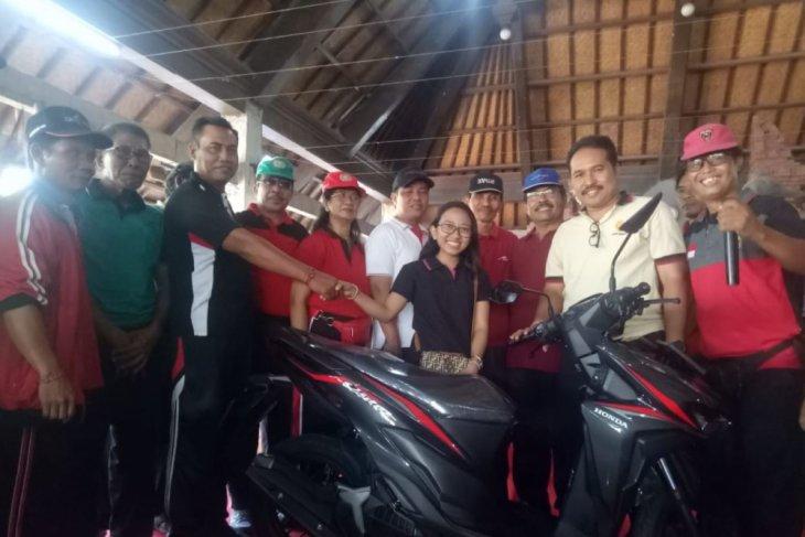 Disdikpora adakan jalan santai sambut Kota Denpasar