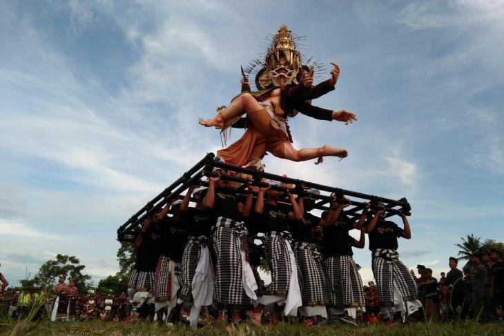 1-3 Maret, Nusa Penida adakan Parade Ogoh-Ogoh