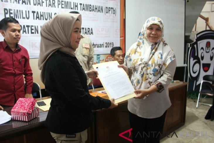 KPU Gelar Pleno Rekapitulasi dan Penetapan Daftar Pemilih Tambahan