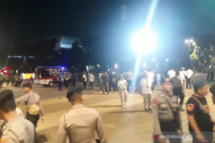 Polisi : Ledakan di dekat lokasi nobar capres berupa petasan