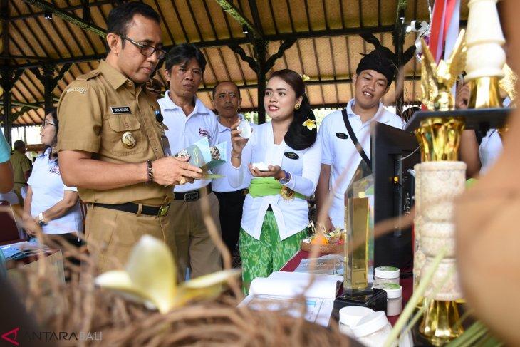 Disnaker Denpasar-LPKS selenggarakan pameran