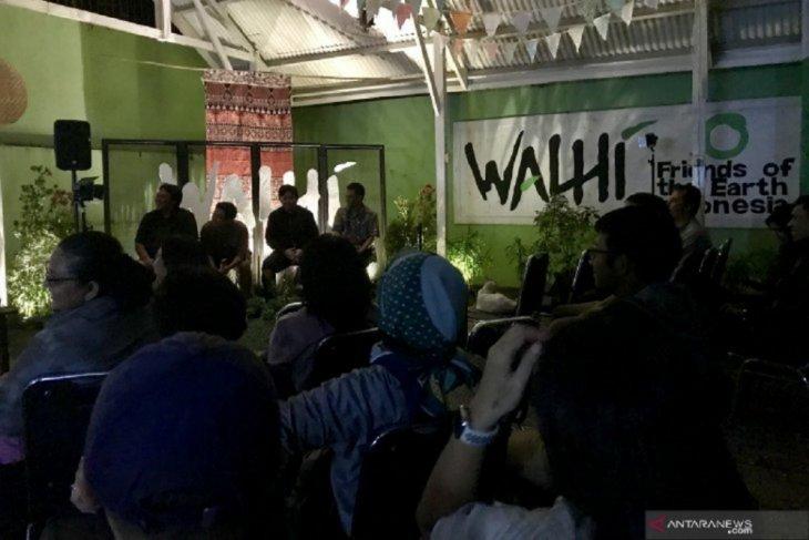 Walhi sebut program perhutanan sosial Jokowi bagus tapi perlu dipercepat