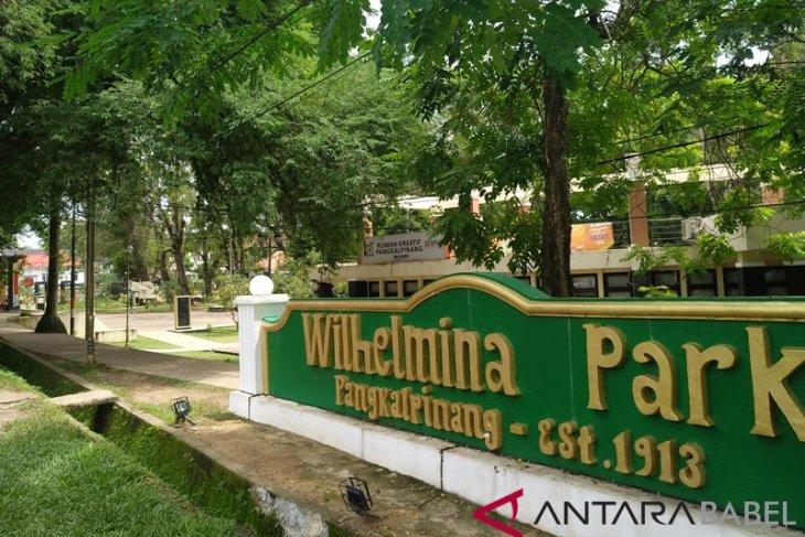 Wilhelmina Park, taman bermain dan edukasi sejarah