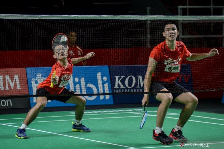 Leo/Daniel gagal lewati ganda Malaysia di babak kedua Thailand Open