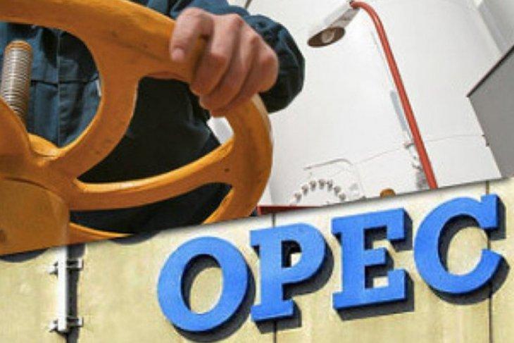 Harga minyak sedikit lebih tinggi menunggu kejelasan penurunan produksi OPEC+