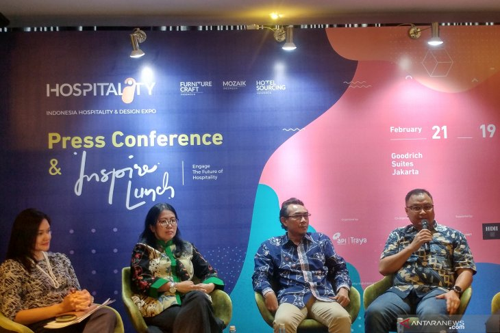 Hospitality Indonesia Expo expected to attract seven thousand visitors