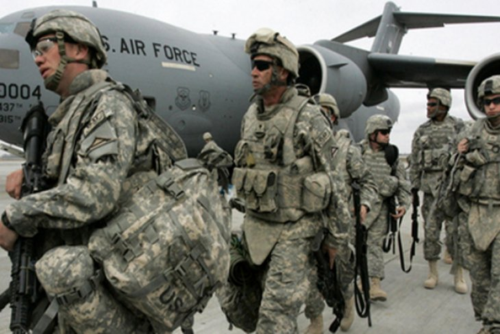 Terkait Iran, Amerika Serikat kaji rencana pengiriman 120 ribu militer