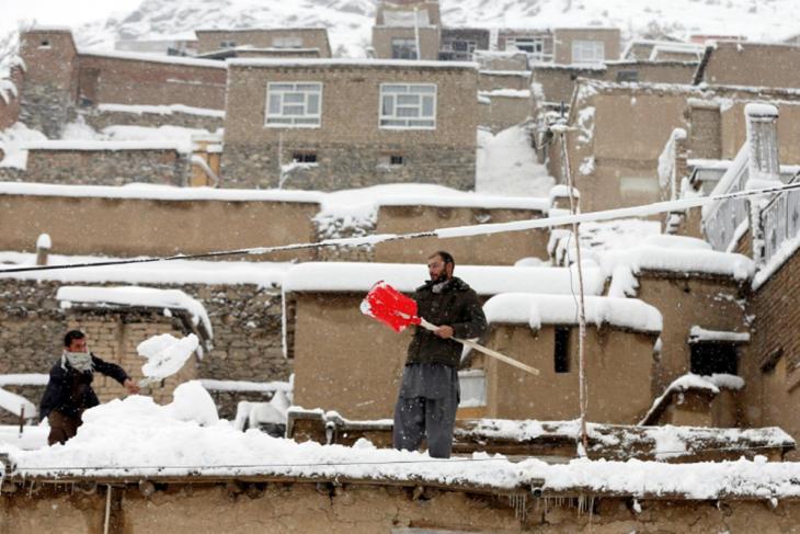 Puluhan orang tewas akibat hujan lebat-salju tebal di Pakistan