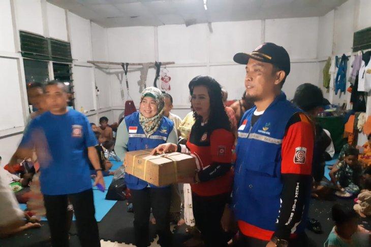Pemprov Kalbar beri bantuan untuk para korban banjir