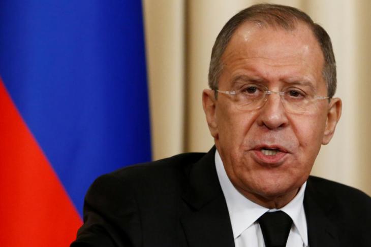 Menteri Luar Negeri Rusia sambut baik ikrar persatuan Palestina