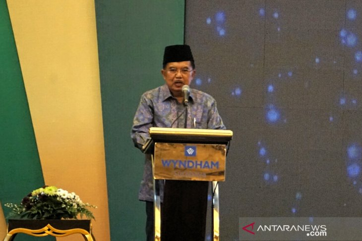 Vice President Kalla to install PMI chairmen in Sulawesi