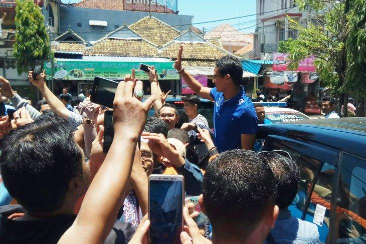Jaga kondusivitas Bali, Sandiaga batal ke Tabanan