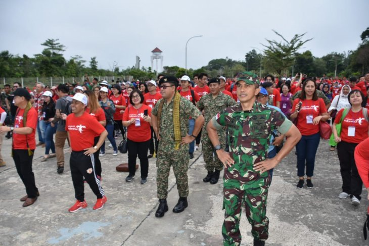 Kementerian Pariwisata gelar festival wonderful Indonesia di Aruk