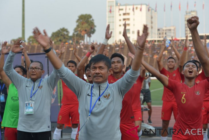 Thailand tantang Indonesia di final Piala AFF U-22